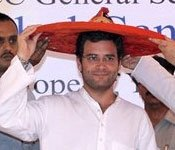 Don't feel isolated, Rahul tells people of north-east
