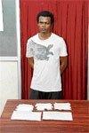 Kenyan held, narcotics seized