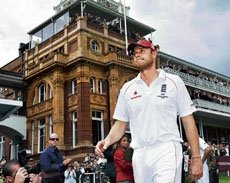 Flintoff dreams of a perfect farewell