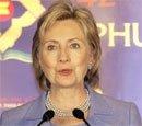 Clinton urges Asia to enforce North Korea sanctions