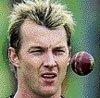 Lee to miss third Test