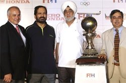 India will host WC, says FIH President