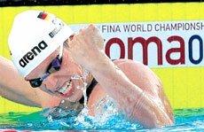 Biedermann shock for Phelps