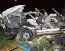 8 killed as truck overturns on cab