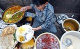 Tastes of India, from streets of India