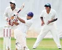 Patel, Appanna steal show
