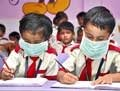 Schools launch multi-pronged strategy to deal with swine flu