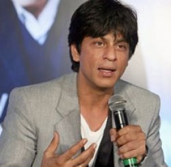 Success just happens and is boring to talk: Shahrukh