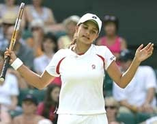 Sania loses Vancouver Open final