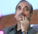 Azad expresses concern over spread of new diseases
