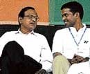 Chidambaram plays to the gallery at WBC