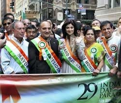 Shilpa Shetty wows fans at India Day Parade in NY