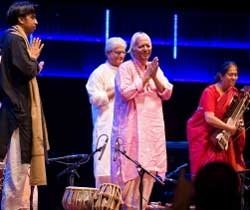 Artists usher in Indian Voices Day at Proms 2009