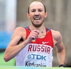 Sergey completes Russian sweep