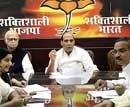BJP, INLD split in Haryana