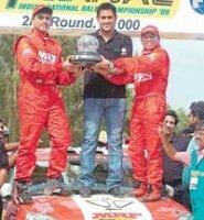 Balu-Sujith combine emerges triumphant
