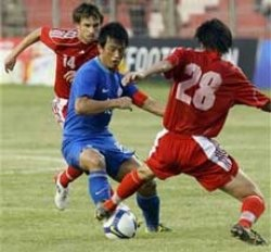 Houghton's appointment changed my mind on quitting, says Bhutia