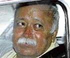 RSS keeps off Bharatiya Janata Party infighting