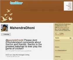 Fake Twitter accounts: Cyber bouncer hits India's top cricketers