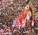 Millions prepare to bid adieu to Lord Ganesh in Mumbai