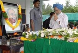 India has lost an outstanding leader: Manmohan Singh