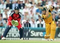 Australia beat England by four runs in first one-dayer