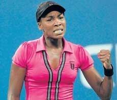 Venus, Clijsters set up clash