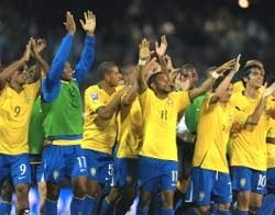 Brazil gets WC berth with 3-1 win over Argentina