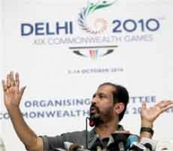 Kalmadi seeks to dispel all doubts about CW Games