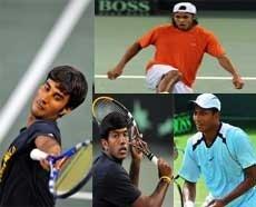 Somdev holds key against South Africa in Davis Cup