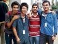 Crossing borders for studies