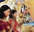 Durga festivities kick off in City