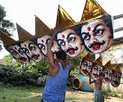 A small Ravana for your backyard?