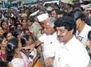 CM visits victims of rain fury