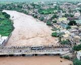 Water level recedes, woes rise
