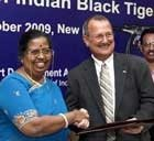 India's black tiger shrimp to get image makeover in US