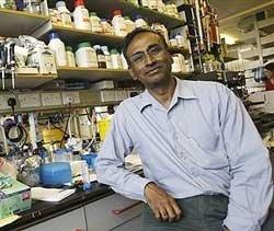 Chemistry Nobel for India-born scientist