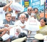Central aid pales before people's generosity