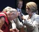 The Dalai Lama inspires US presidents and people: Pelosi