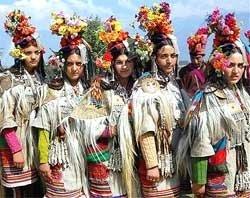 Kashmir in high spirits, unfolds two-day festival