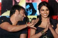 'All The Best' is a laugh riot: Ajay Devgn