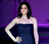 Sridevi mesmerises audience at India Couture Week