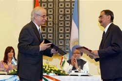 India signs nuclear pact with Argentina, 7th since NSG waiver