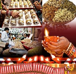 Lights, sweets and gold: India warms up to Diwali spirit