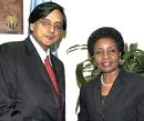 India not competing with China in Africa: Tharoor