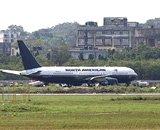 US plane made to land in Mumbai