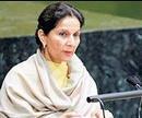 India not intimidated by China: Preneet Kaur