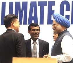 Indian emission will meet economic aspirations, says PM