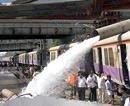 Pipeline crashes on  running train, 2 dead