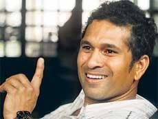 Coaching session with Tendulkar goes for Rs 12 lakh on eBay